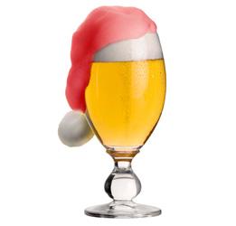 beer_santahat